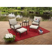 Better Homes and Gardens Glenmere 5 Piece Outdoor Chat Set