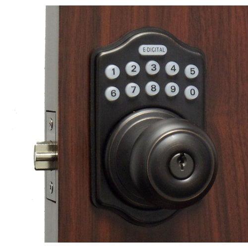 Lockey USA E-Digital E-930 Knob Lock