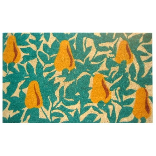 Imports Decor Creel Pear Tree Doormat