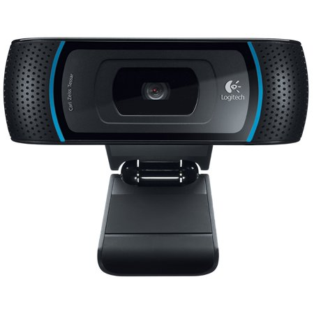 Logitech B910 HD Webcam - New in Generic Box