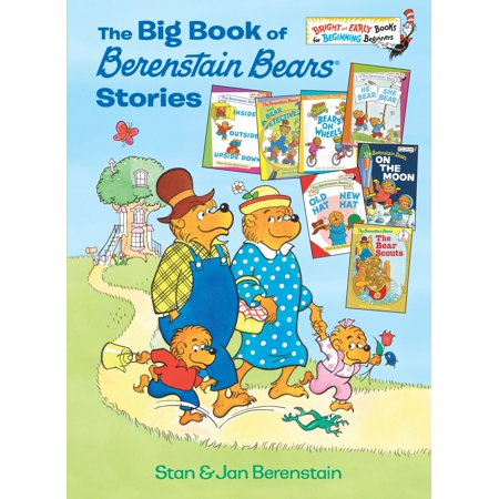 The Big Book of Berenstain Bears Stories (Hardcover) for $<!---->