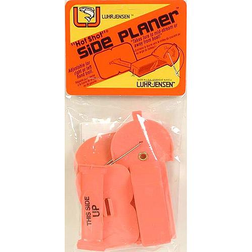 Luhr Jensen Hot Shot Side Planer, Pink