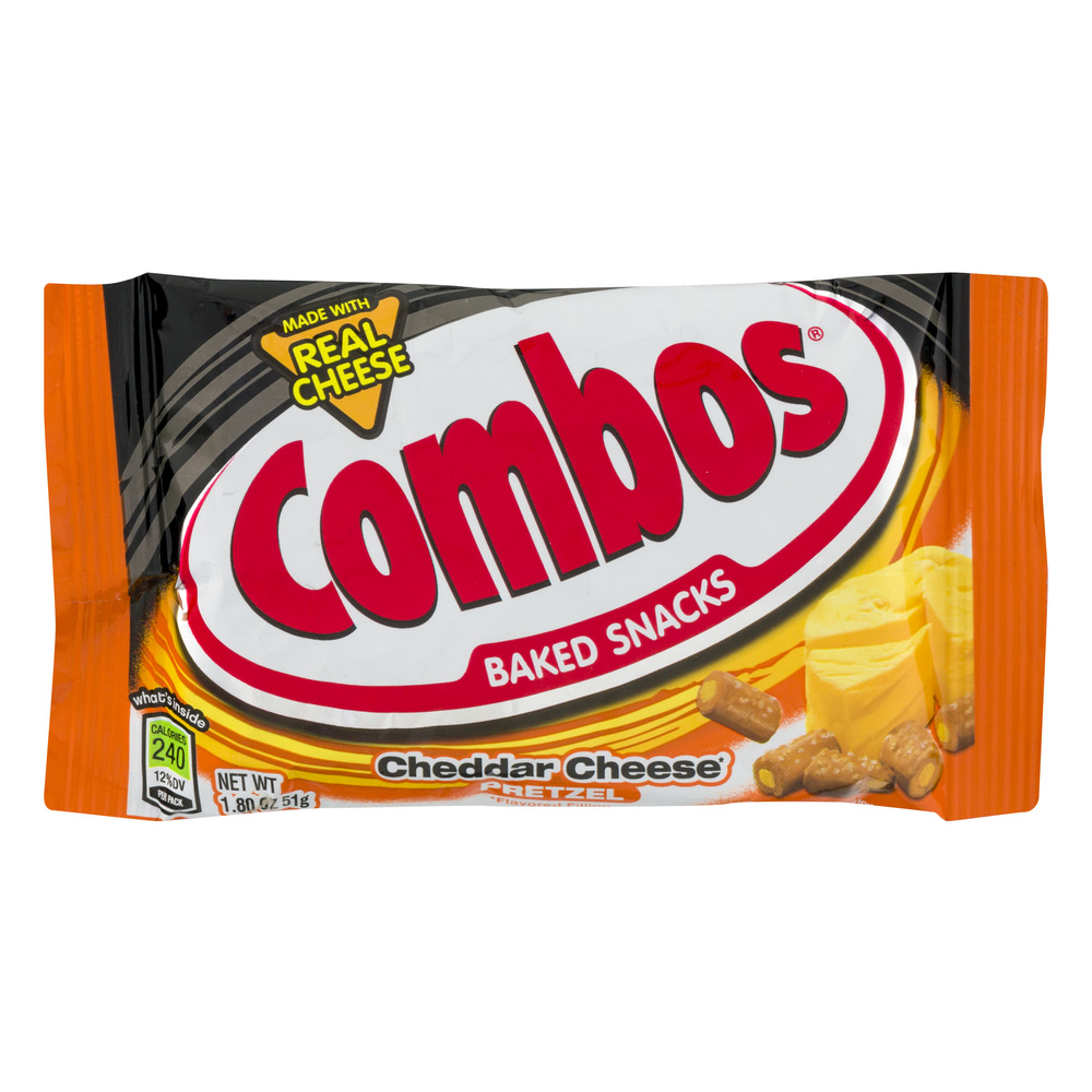 Mars North America Combos  Baked Snacks, 1.8 oz