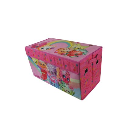 Shopkins Oversized Soft Collapsible Storage Trunk