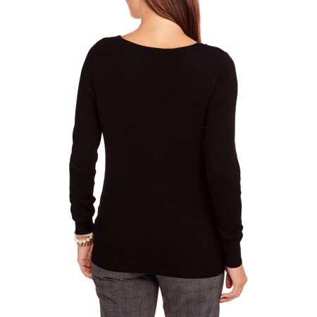 George Women's Embellished pullover Sweater