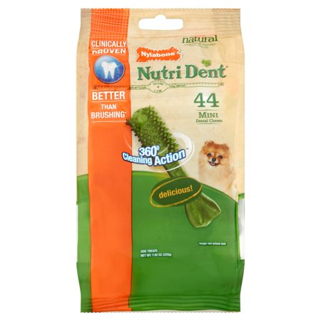Nutri Dent Mini Chew  44 Count