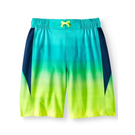 315913305d77d Wonder Nation - Boys' Fashion Swim Trunk (Little Boys & Big Boys) -  Walmart.com