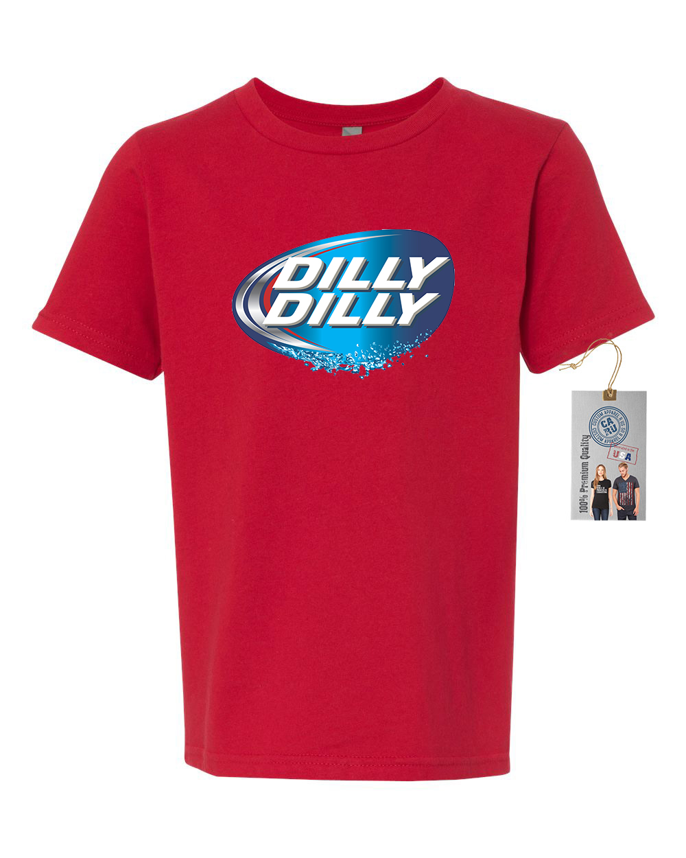 Dilly Dilly Beer Shirt Youth Short Sleeve T-Shirt