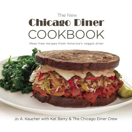 Halloween Veggie Dip Recipes (The New Chicago Diner Cookbook : Meat-Free Recipes from America's Veggie)