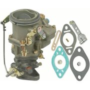 Best Downdrafts - New Zenith Fuel System, Carburetor, Downdraft, Gasoline 014275 Review