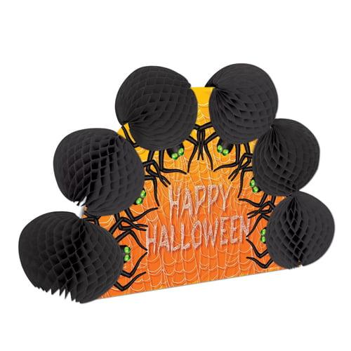 Halloween Spiders Pop-Over Centerpiece