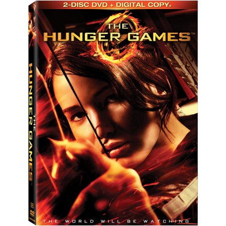 The Hunger Games (2-Disc DVD)
