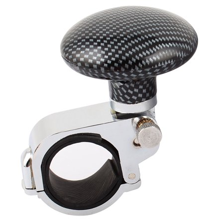 Carbon Fiber Spinners - Carbon Fiber Decoration Steering Wheel Spinner Knob Power Handle