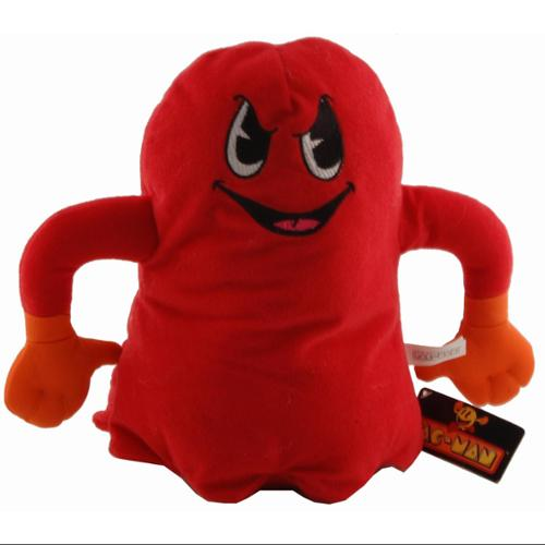 "Pac-Man 10"" Plush Red Ghost"