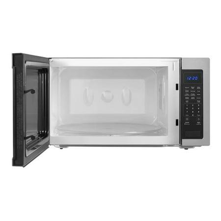 Countertop Microwave Oven Walmart : Whirlpool Whp 2.2 Cu.ft. Countertop Microwave Oven - Walmart.com