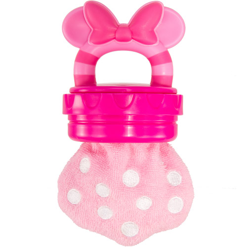 Sassy Disney Minnie Mouse Terry Teether