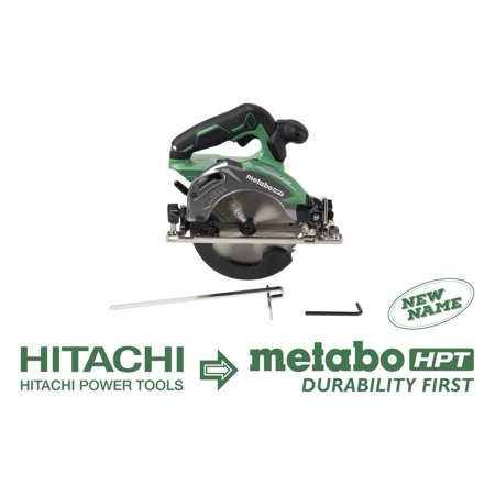 Metabo Hpt-C18DBALQ4M 18V Brushless 6-1/2in. Circular Saw Metabo Circular Saw