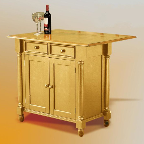 Sunset Trading Sunset Selections Kitchen Island