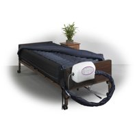 Drive Medical Lateral Rotation Mattress with on Demand Low Air Loss, 10""