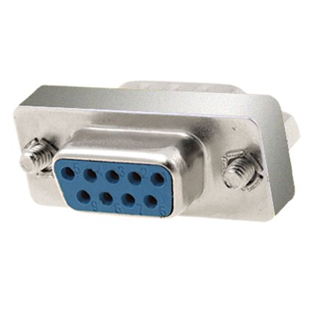 Unique Bargains DB9 Male to DB9 Female RS232 Changer PC Desktop Converter Adapter -  a08051900ux0037