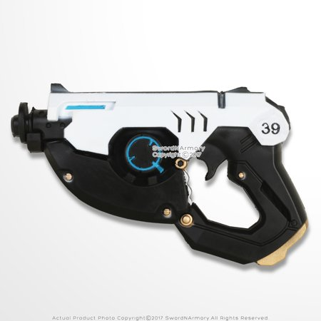 OW Fantasy Foam Gun Tracer Weapon Cosplay Props LARP Shotgun