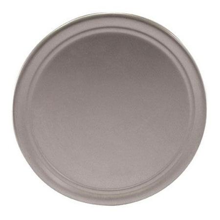 Winco - APZT-12 - 12 in Wide Rim Aluminum Pizza Pan