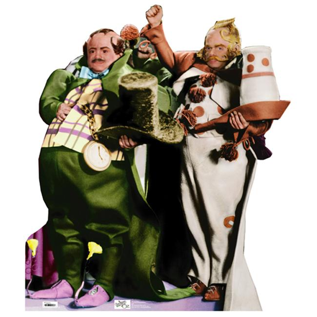 Advanced Graphics 569 Muchkins - Wizard Of Oz Life-Size Cardboard Stand-Up - image 1 de 1