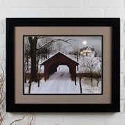 Ohio Wholesale Lighted Matted to Grandmothers by Billy Jacobs Framed Photographic Print
