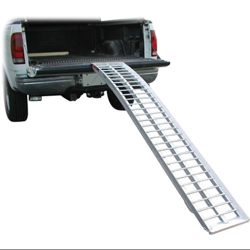 """72"""" x 14"""" Single Arched Motocross Ramp"""