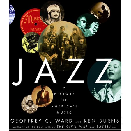 Jazz : A History of America's Music - Jazz World Music Flute