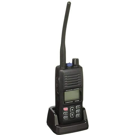 Standard Horizons HX400IS Intrinsically Safe Handheld VHF Radio,