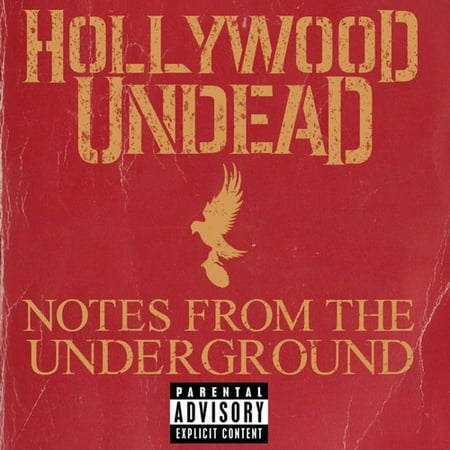 Notes from the Underground (explicit) (CD)
