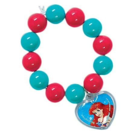 Little Mermaid Bead Bracelet (1)](Little Mermaid Charms)