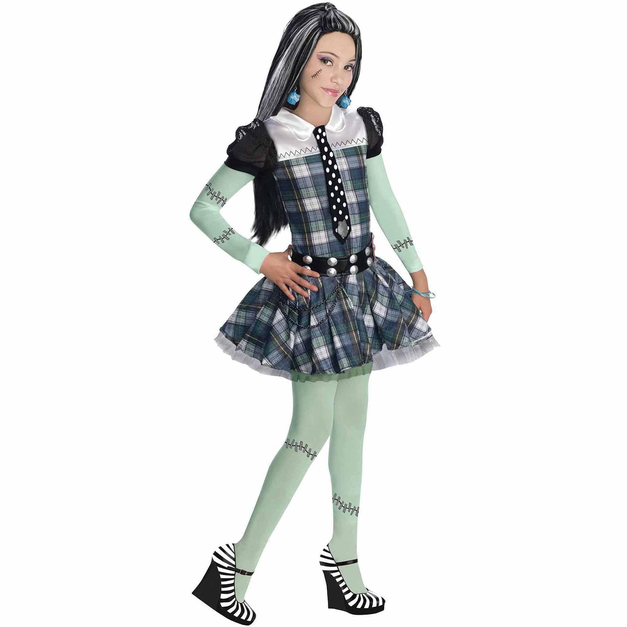 Monster High Frankie Stein Child Halloween Costume