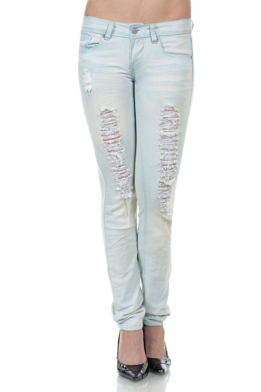M.Michel Women's Jeans Colombian Design, Butt Lift, Levanta Cola, Push Up, Skinny · Style 0179