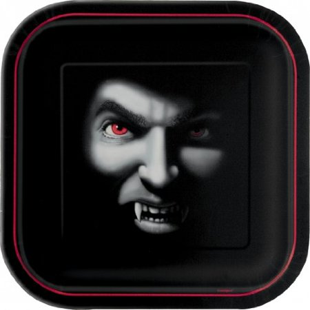 Easy To Make Halloween Dinner (Unique Square Vampire Halloween 9