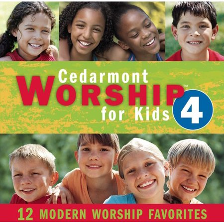 Worship For Kids, Vol. 4 (CD)