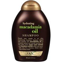 Shampoo & Conditioner: OGX Macadamia Oil