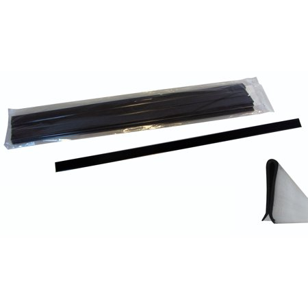 Liner coping strips for 12'x24' oval pools - 31 Pack