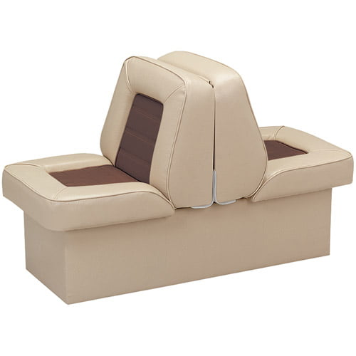 Wise 8WD505P Series Bucket Style Back to Back Lounge Boat Seat by The Wise Company, Inc