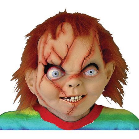 Morris costumes 6003BS Chucky Seed Of Latex - Chuckie Mask