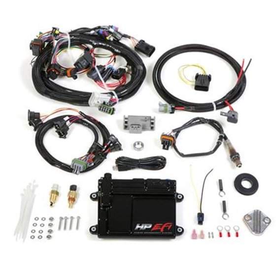 550604 engine wiring harness hp series universal v8 mpfi engine -  walmart com