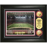 NFL Highland Mint, Gold Coin Photomint, Georgia Dome