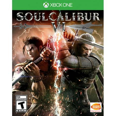 SOULCALIBUR VI, Bandai/Namco, Xbox One, 722674220514