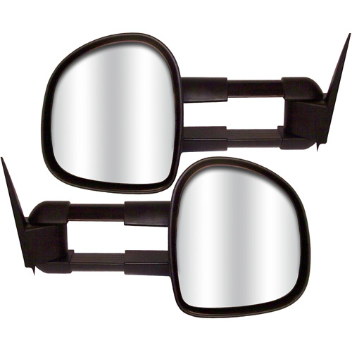CIPA 73000 Magna Extendable Replacement Mirrors, Dodge