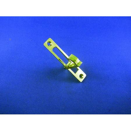 Strybuc 3582C Interior Door Pull  Flat Style; Brass Plated; Yellow - image 1 de 1