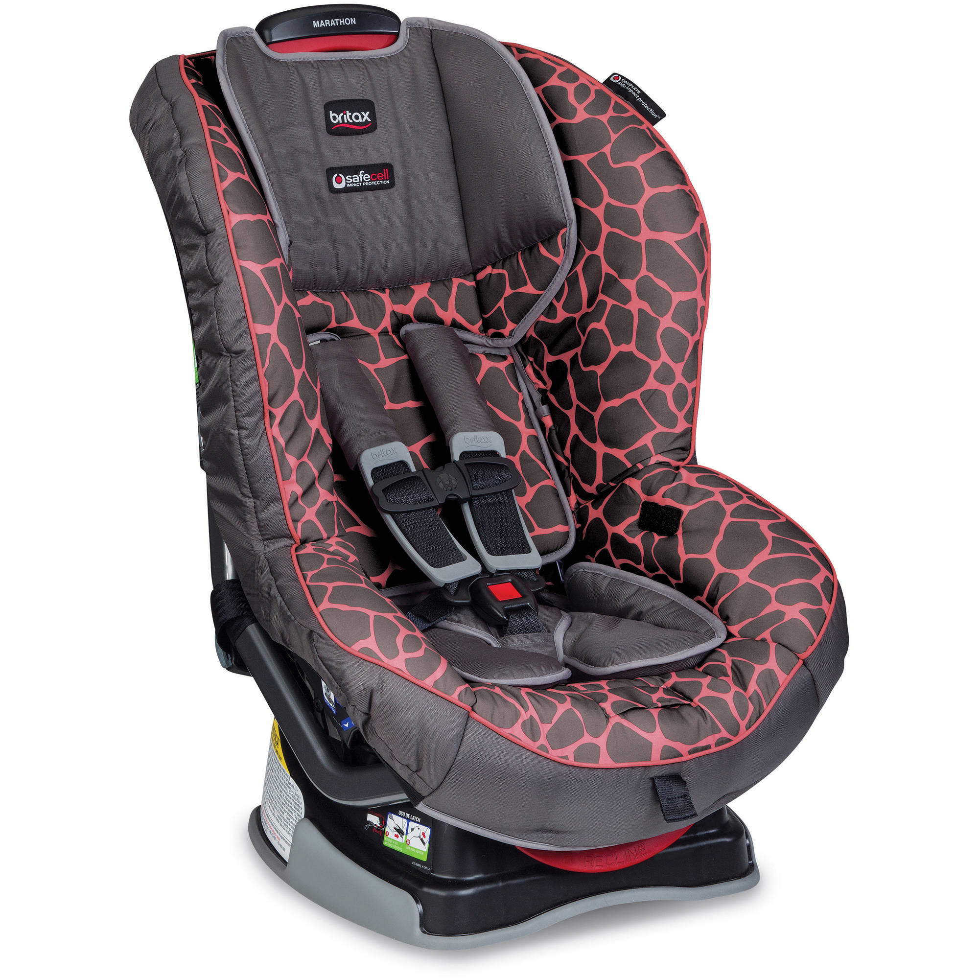 Britax marathon g4 1 convertible car seat choose your color walmart com
