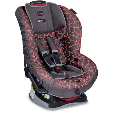 Britax Marathon G4.1 Convertible Car Seat, Pink Giraffe - Walmart.com