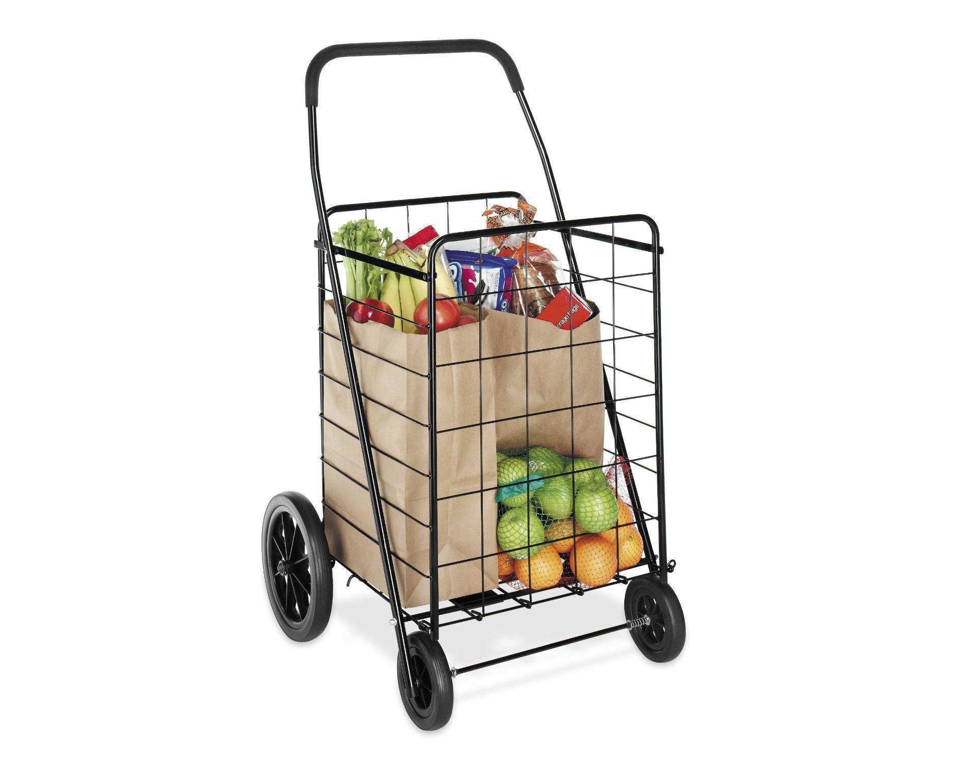 black whitmor deluxe rolling utility cart - Rolling Utility Cart