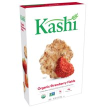 Breakfast Cereal: Kashi Organic Strawberry Fields